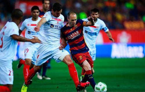 Barca - Sevilla: Trận đấu quá nhiều cảm xúc