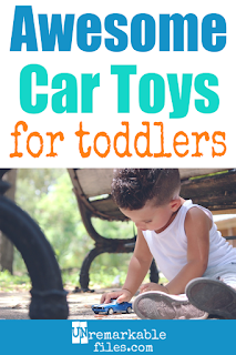 Kid-tested and mom-approved, these are the best vehicle toys and gifts for the toddler on your list who loves cars, trucks, trains, and things that go. Everything on this list of gift ideas for boys with a vehicle obsession has been used and loved by my 8-person family and stood up to years of heavy play. #toys #gifts #boys #toddlers #cartoys