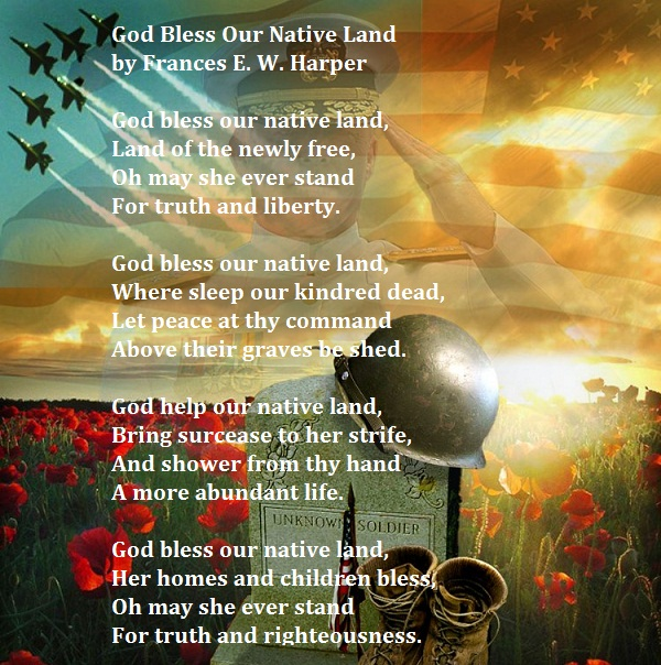 Memorial Day Poems with Images