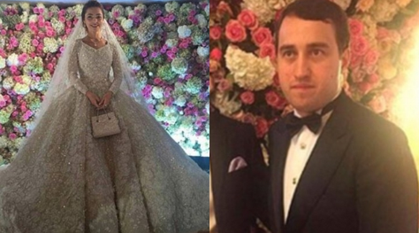 Pernikahan Super Mewah Khadijah Habiskan Rp 13 Triliun