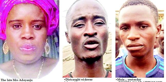 woman dies heart attack fsar arrest son
