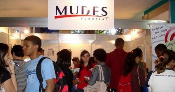 Fundação Mudes anuncia abertura de Processo Seletivo para 209 vagas em todo Rio de Janeiro