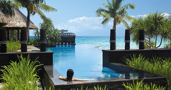 Shangri La Beach Resort in Boracay