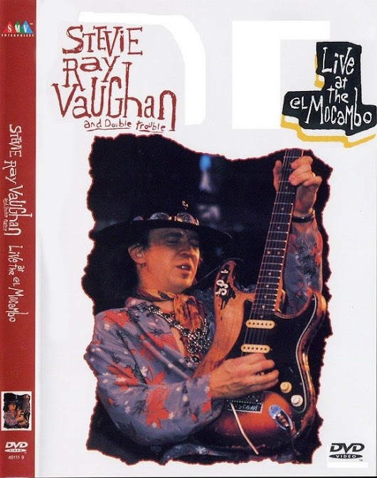 Stevie Ray Vaughan & Double Trouble - Live at El Mocambo 1983 DVDRIP