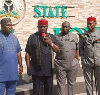 S'East govs storm Abuja over Fulani herdsmen attacks