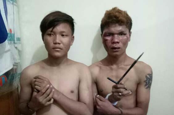 Dua Pelaku Curanmor Tertangkap Warga di Bekasi