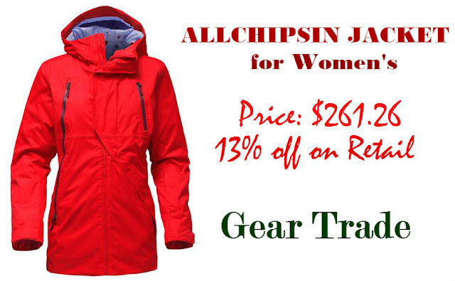 ski jacket womens sale
