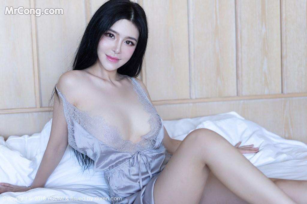 Image YouMi-Vol.227-Liu-Yu-Er-MrCong.com-010 in post YouMi Vol.227: Người mẫu Liu Yu Er (刘钰儿) (44 ảnh)