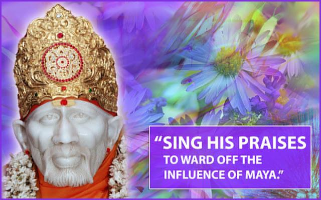 Sai Baba Gave Me Beautiful Darshan In Dreams During Mahaparayan