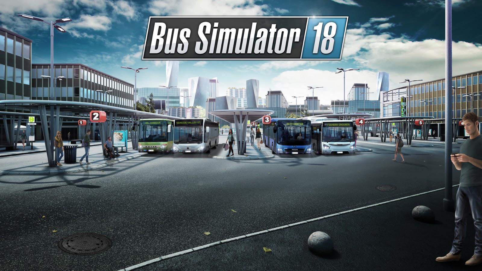 Link Tải Game Bus Simulator 18 Miễn Phí Thành Công