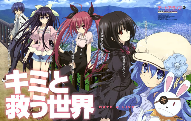 Date A Live Sub Indo