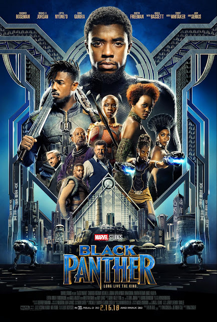 Marvel Studios - Black Panther (movie poster gallery)