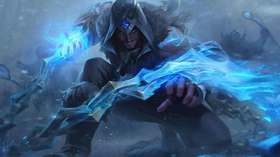 Image result for sylas splash art league of legends