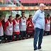 """Dorival elogia Flamengo, lamenta empate, mas mantém esperança: """"Não dá para baixar a guarda"""""""