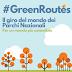 #GreenRoutes. Il giro del mondo dei parchi nazionali. L'itinerario