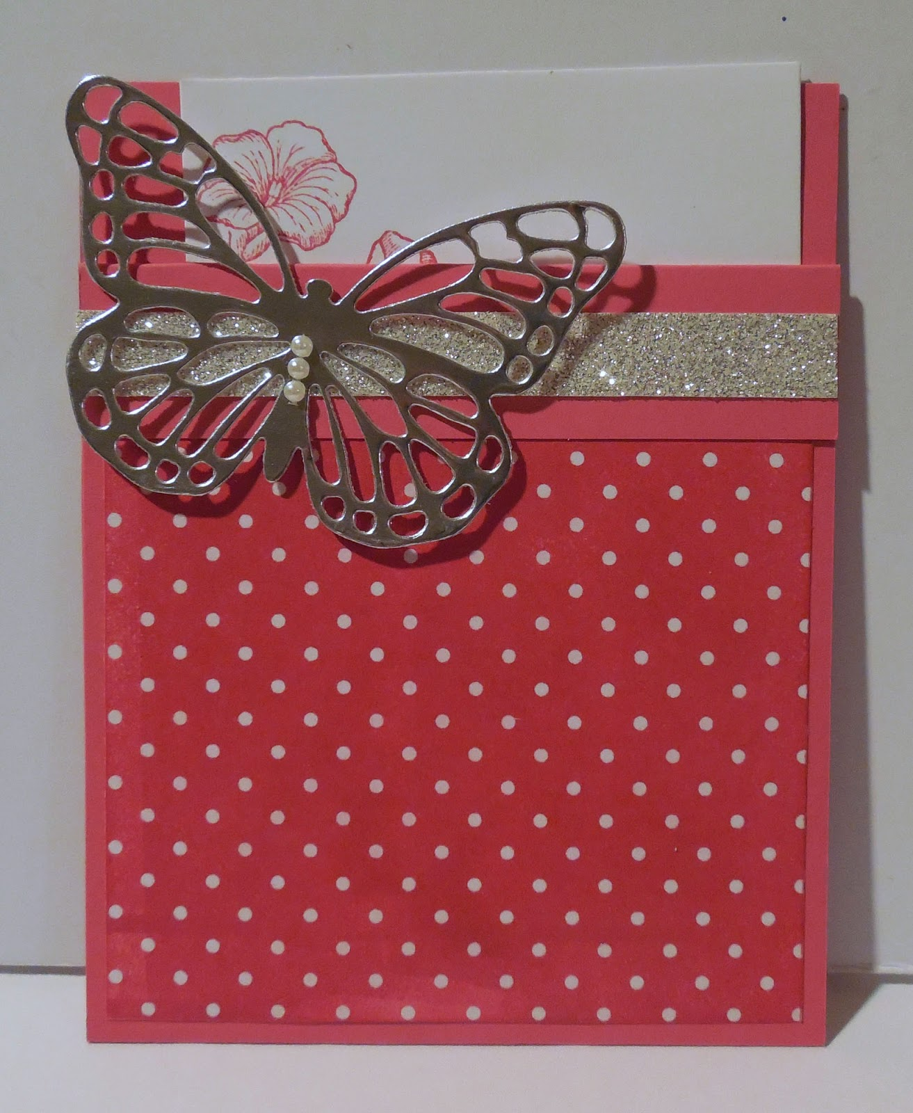 StampLadyKatie com: Butterfly Basics with Irrestibly Yours DSP