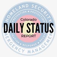 Colorado Daily Status Report image