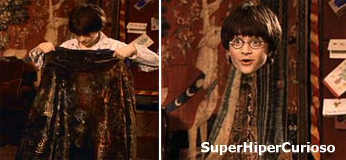 Capa de invisibilidade do Harry Potter fica mais perto de virar realidade