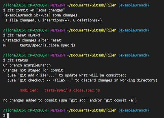 Lab2, Git Commands