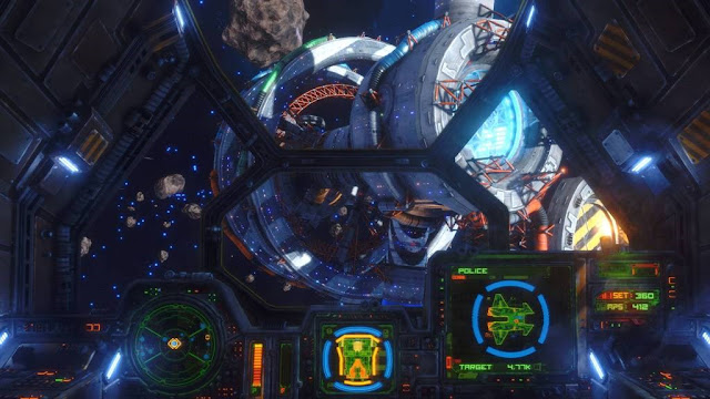 Rebel Galaxy Outlaw PC Full imagenes