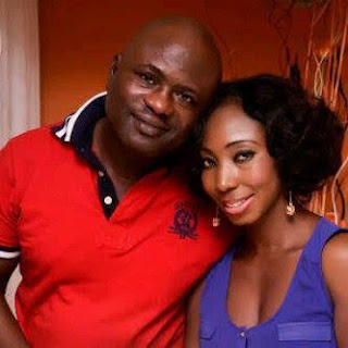 Lekan Shonde and wife, Ronke Shonde