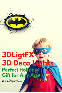 3DLightFX 3D Deco Light
