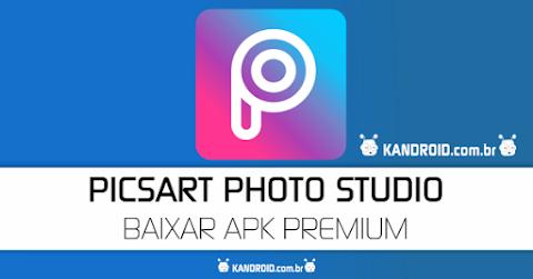 PicsArt Photo Studio 9.40.3 Full + PREMIUM Unlocked / Atualizado.