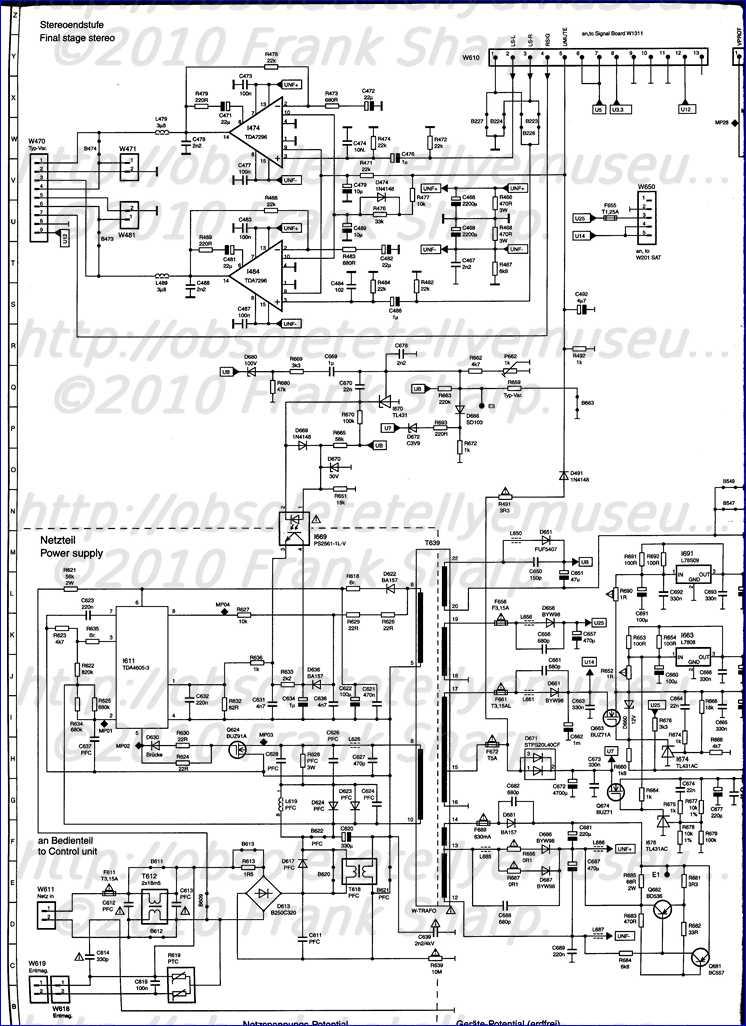 Obsolete Technology Tellye !: LOEWE CANTUS 3872ZP