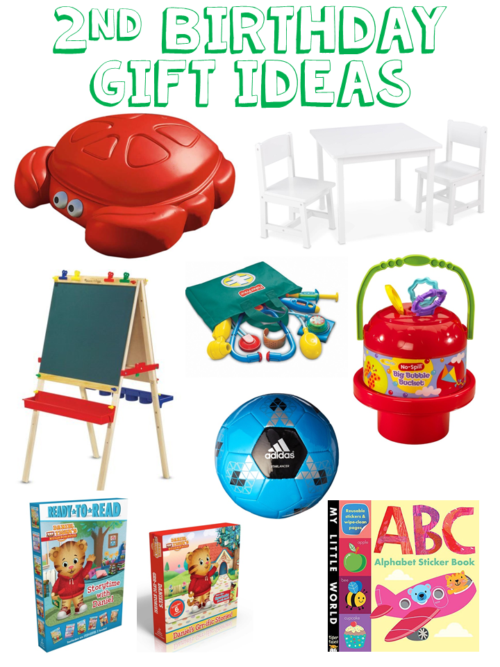 Live And Learn 2 Year Old Birthday Gift Ideas