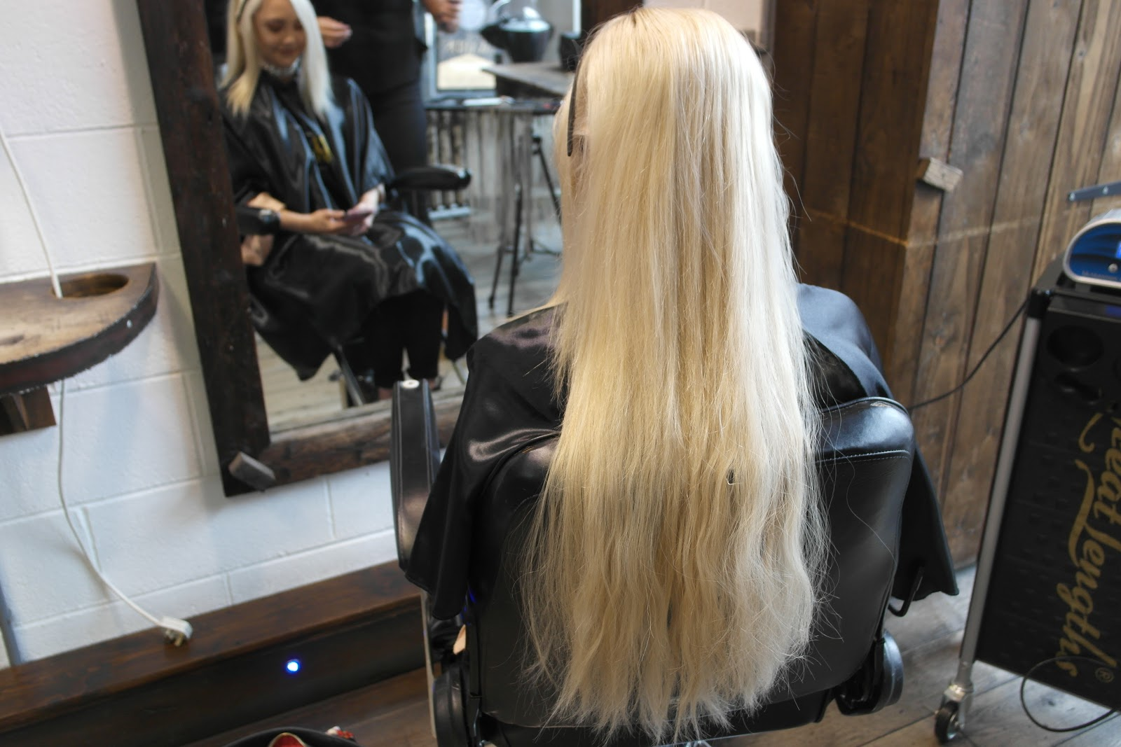 Gold Fever Hair Extensions Fitted At M Hair Nottingham Review