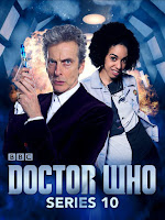 Doctor Who Season 10 Poster 1