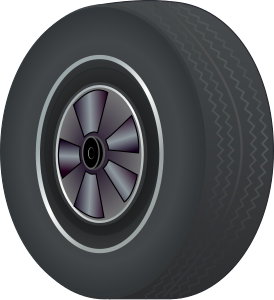 Picture of tyre