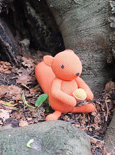 Häkelblog Täglich Neue Anleitungen Eichhörnchen Häkelanleitung
