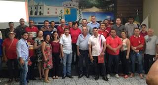 Partido dos Trabalhadores vivo e fortalecido rumo as eleições municipais