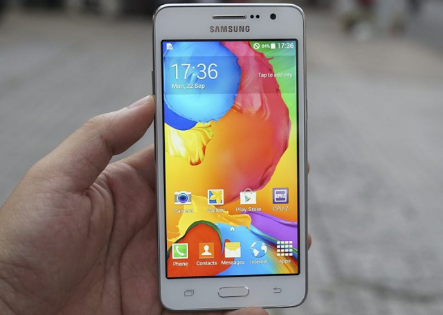 Cara Flash Samsung Galaxy Grand Prime SM-G530H & Update Lollipop