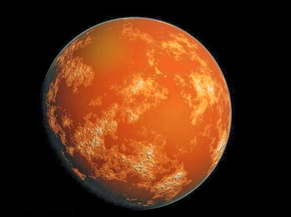 Interesting facts about planet Mars - General Knowledge Facts