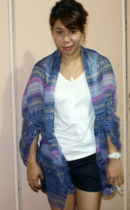 Great Scarves at the Great Northern Sale | The Beauty Bin