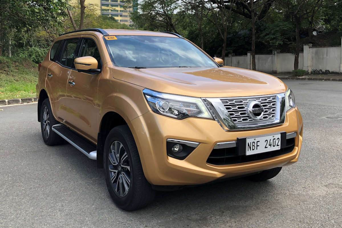 Is The Nissan Terra The Best Mid Sized Suv For Women Carguide Ph Philippine Car News Car Reviews Car Prices