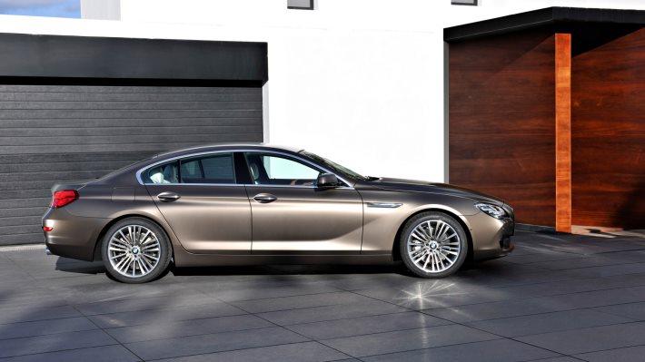 Wallpaper 4: BMW 6 Series Gran Coupe