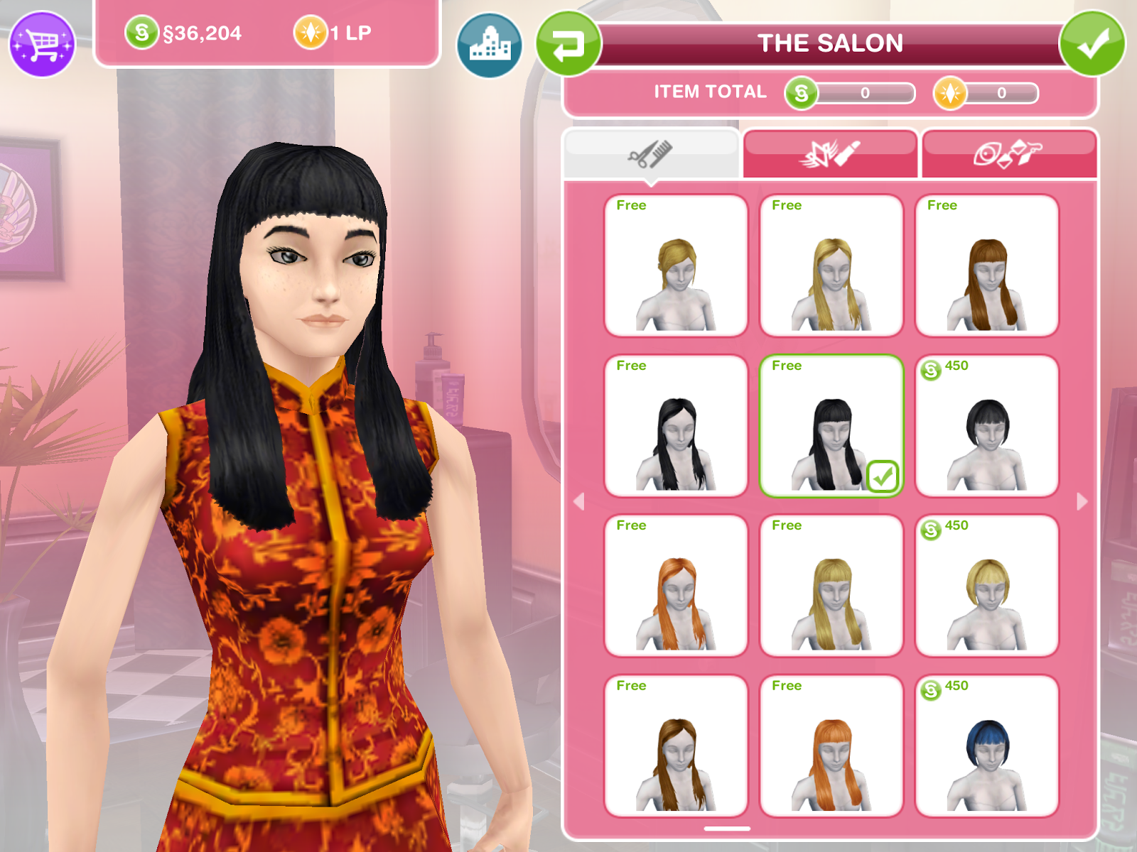 The Sims Freeplay Long Hair Event Walkthrough Guide Gaming Everywhere