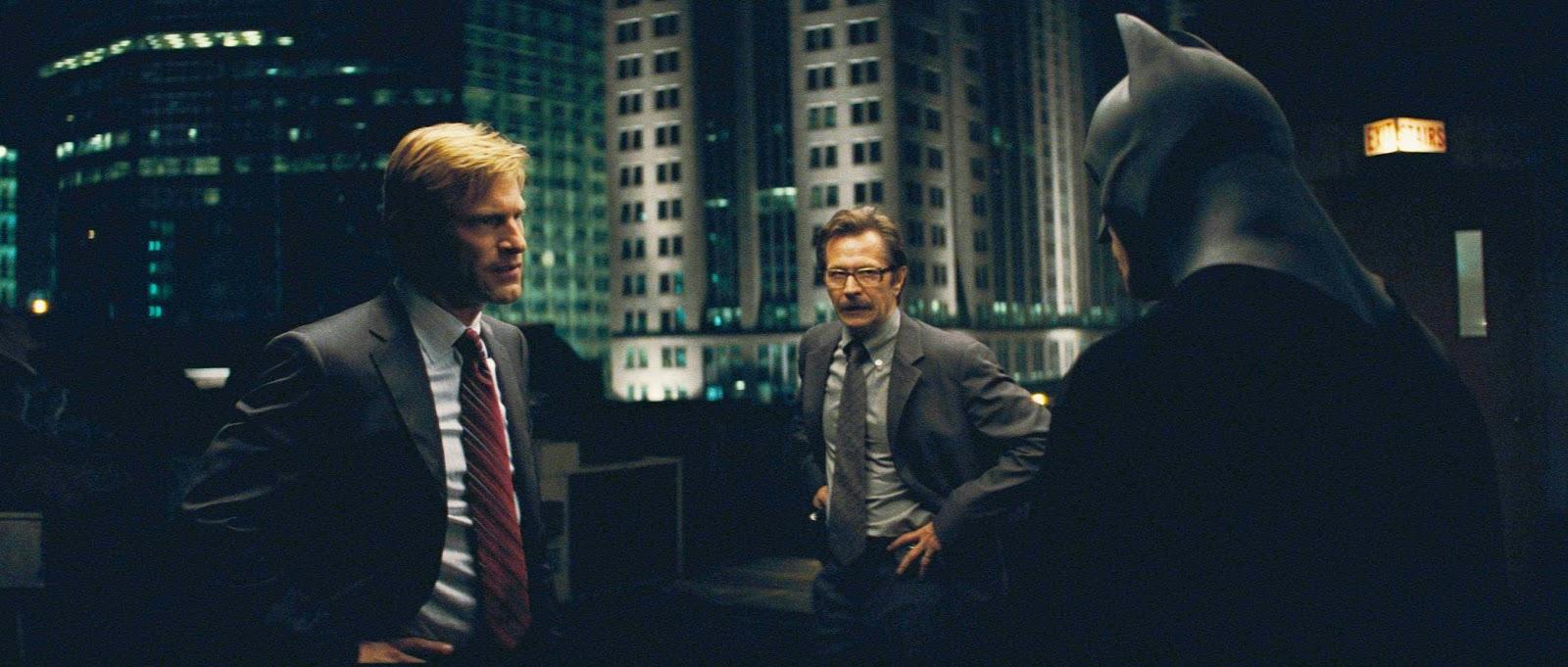 Review dan Sinopsis Film The Dark Knight (2008)