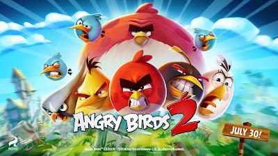 ေနာက္ဆံုး ဗါးရွင္းၿဖစ္တဲ့ - Angry Birds 2 2.6.0 MOD APK + Data