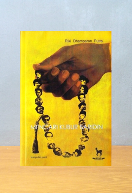 MENCARI KUBURAN BARIDIN, Riki Dhamparan Putra