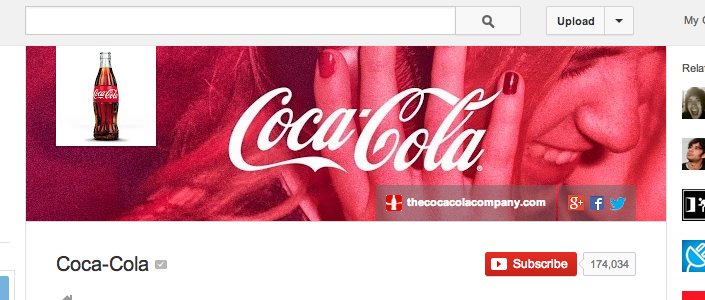 how to change cover photo on youtube