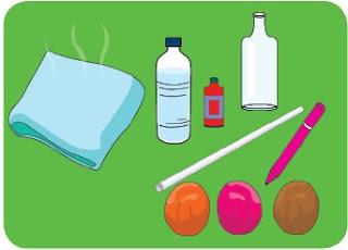 Lembar Kerja Siswa IPA SD Cara Kerja Termometer Air