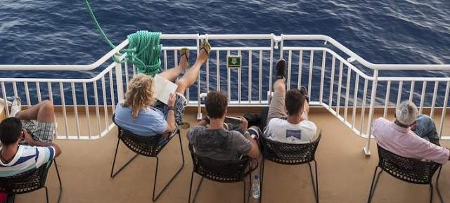 Tα δικαιώματα των επιβατών που ταξιδεύουν με πλοία
