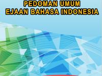 Download Ebook Pedoman Umum Ejaan Bahasa Indonesia Pdf