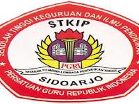 PENDAFTARAN MAHASISWA BARU (STKIP PGRI SIDOARJO) 2021-2022