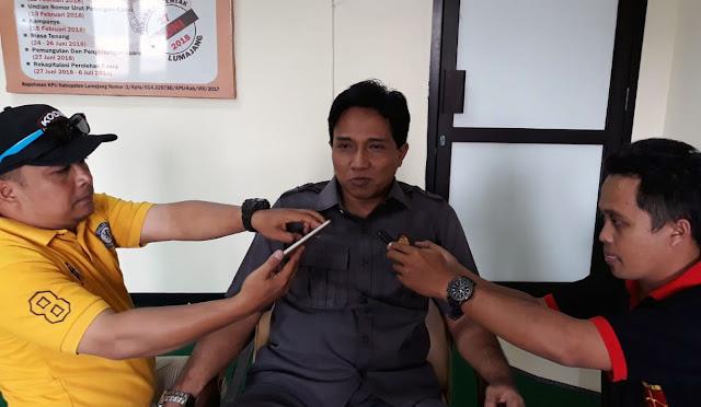 Kasi Intel Kejaksaan Negeri Lumajang Kurniawan Agung Prabowo saat dikonfirmasi