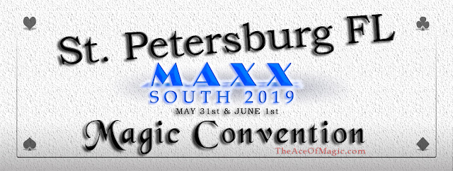 St Petersburg, FL Magic Convention